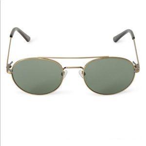Lucky Brand Bodie Aviator Sunglasses